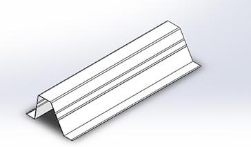 thanh mè TS35.48 trọng lượng nhẹ, thanh rui mè